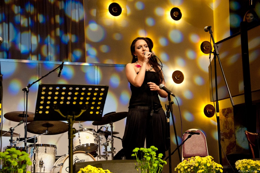 Ana Bezjak (foto: Tanja Del Fabbro)